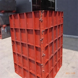 MF-145 Square Columns Construction Formwork Concrete System
