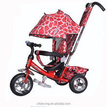 CE standard Toys triciclo kids baby tricycle / cheap price kids metal tricycle with back seat / 3 wheels tricycle for children