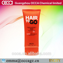 OEM/ODM natural hair styling products alcohol free hair gel