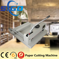SG-3204A paper cutter for shapes perforated paper cutter