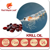 1000mg Eye Clear Astaxanthin Krill Essence Oil Capsules