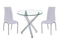 Modern cafe tables jasmin live glass table