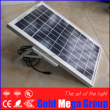 High Conversion Efficiency 10W 5V Portable Foldable Solar Panel Pack Outdoor Solar Cells