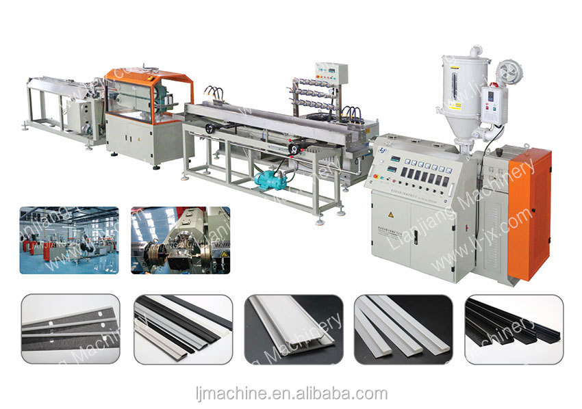 Small/Car Plastic Profile Production Line