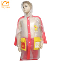 Kids PVC Raincoat Poncho Manufacturer