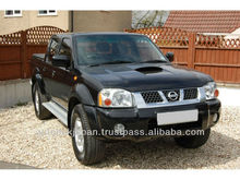 2005 Nissan Navara SPORT DOUBLE CAB PICK UP 4WD DI 2.5 21545SL