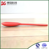 High Quality Factory Price Kitchen Wholesale China Plastic Colorful Measuring Spoon
