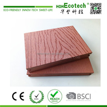HOT SELL 146x22mm WPC terrace decking board