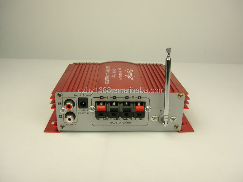 DC12V MINI CAR AMPLIFIER