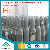 For corrodibility, buy 99.9% Hydrogen chloride hcl,anhydrous hydrogen chloride