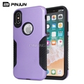 360 hybird hard case for iphone x,anti-shock phone case for iphone x defense case