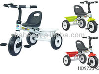 wholesale china tricycle child 3 wheels safe clutch tricycle, kids ride on 3 wheels tricycle