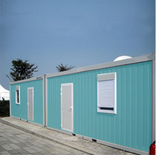 Recycled Prefab Design prefabricated light steel wearhouse and work shop