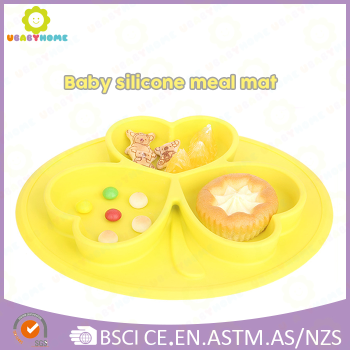 silicone placemat portion control portion plate