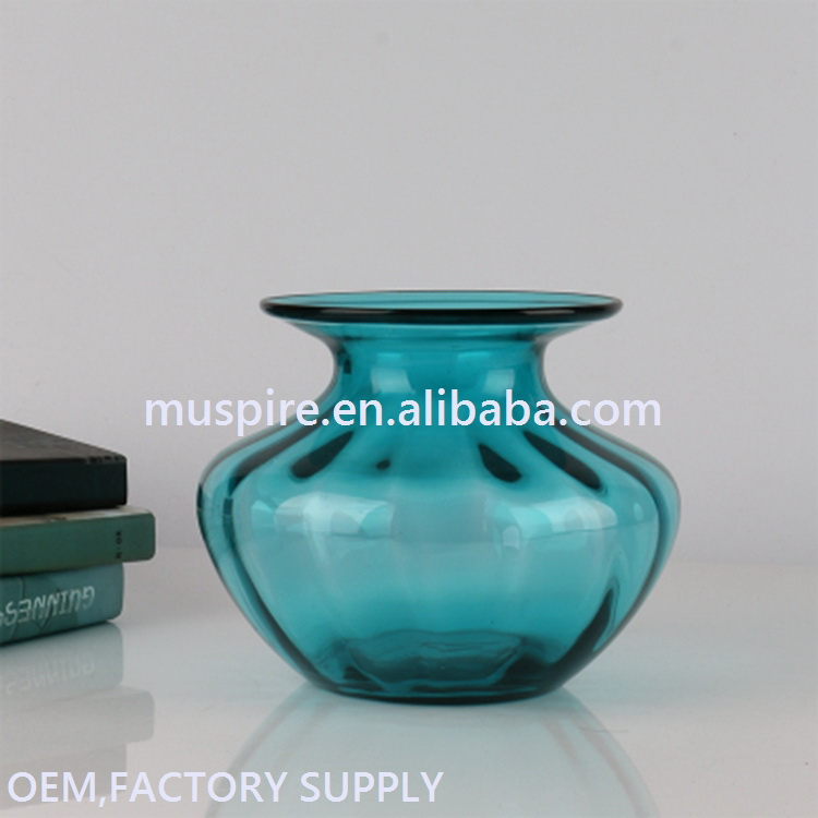 High Quality Different type glass flower vase