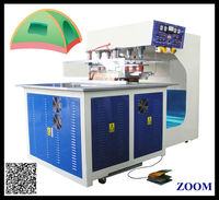 high frequency plastic welding machine for pvc bag/canvas/tent/pvc film /branding welding machine
