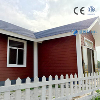 4x9 feet prefabricated sandwich panel house
