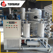 Online Cable vacuum Insulation oil Purification Electric oil dehydration Equipment