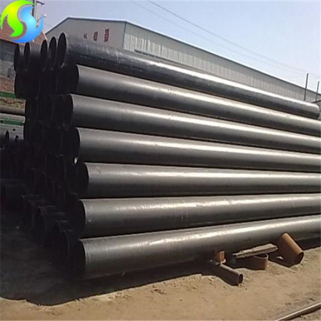 ASTM A106 GR.B seamless steel pipe / A106 GR.B seamless steel tube