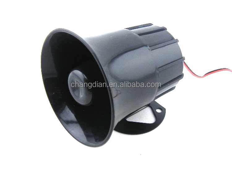 DC12V 15W electric Siren horn for Home Security Alarm System