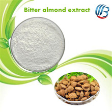 LanBing supply high quality apricot kernel extract powder organic almond extract