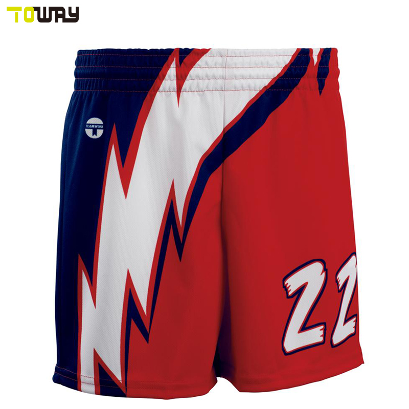 wholesale microfiber softball shorts
