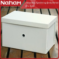 NAHAM household foldable recycle paper gift storage box