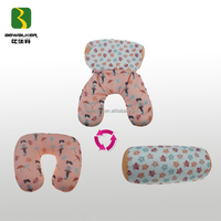 Multifunction Micro beads Stuffed 3 In 1 Transform Pillow For You