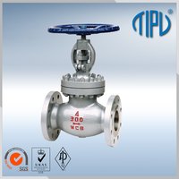 API Standard globe valve drawing seat ring for sea water