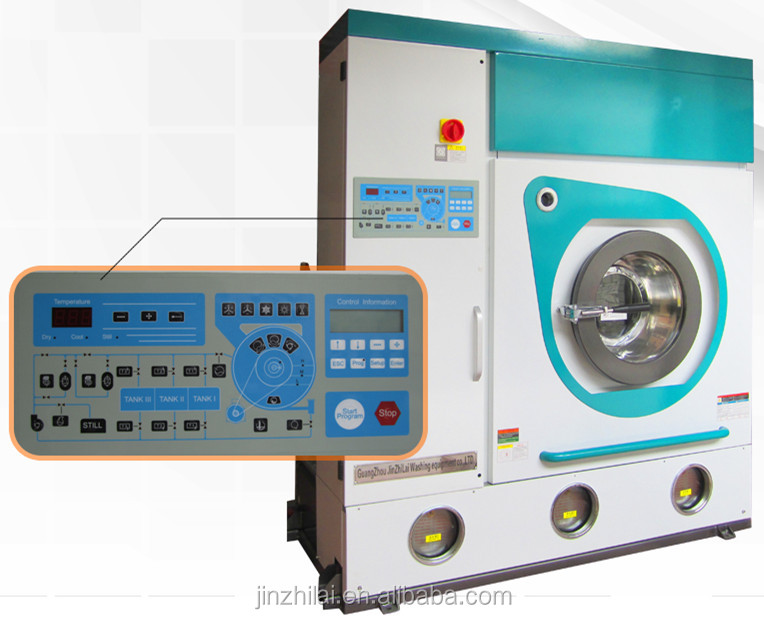 Good price high quality good service dry cleaning machine price list manufacturer