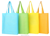 Non woven fabric manufacturer making promotional bag,wholesale handbags