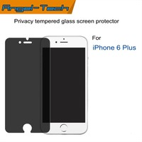 0.33mm Privacy Tempered Glass Screen Protector for iP 6 Plus