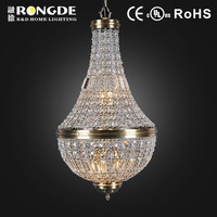 Classical Style crystal chandelier wedding cake stand