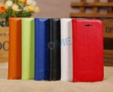 Guangzhou For Iphone 5C Genuine Real Leather Wallet Card Holder Flip Case Cover For Iphone 5C