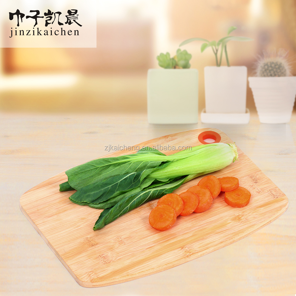 3 Piece Bamboo Cutting Board Set - Bamboo Carving and Chopping Boards