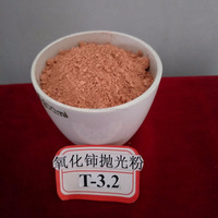 Optical Glass Polishing Powder Cerium Oxide CeO2 from China