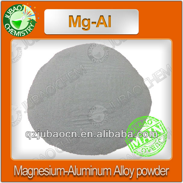 Magnesium Aluminum Alloy Powder Mg-Al CAS 12604-68-1 For Sale
