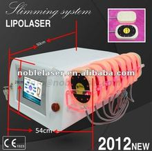 Portable cellulite massages body fat analysis liposuction eight pads jimpness lipolisys laser machines