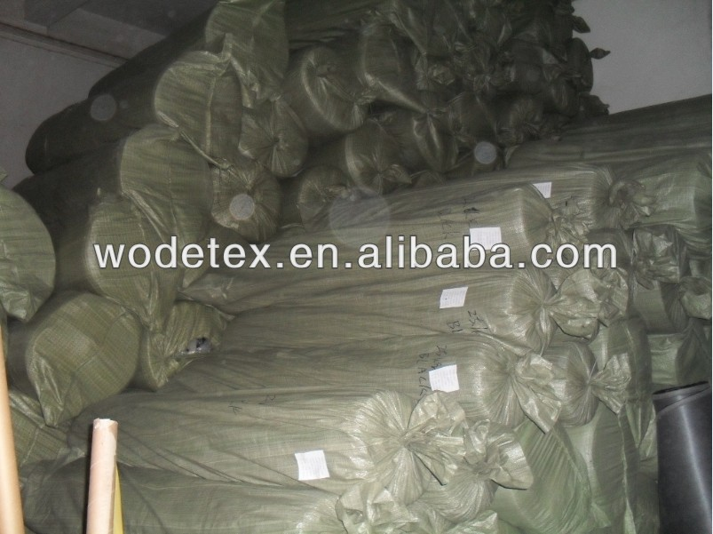 Nonwoven fabric Laminated with sponge