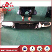 KX-A-050 Hot-Sell auto carbon rear bumper diffuser for ISUZU D-MAX 2012-