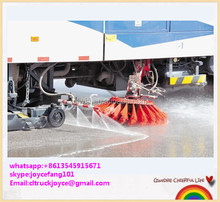 3000-4000l Road Sweeper Truck,Road Cleaning Vehicle