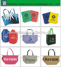 cotton bag/ small printed cotton bag follower/ cheap price 100% natural cotton bags