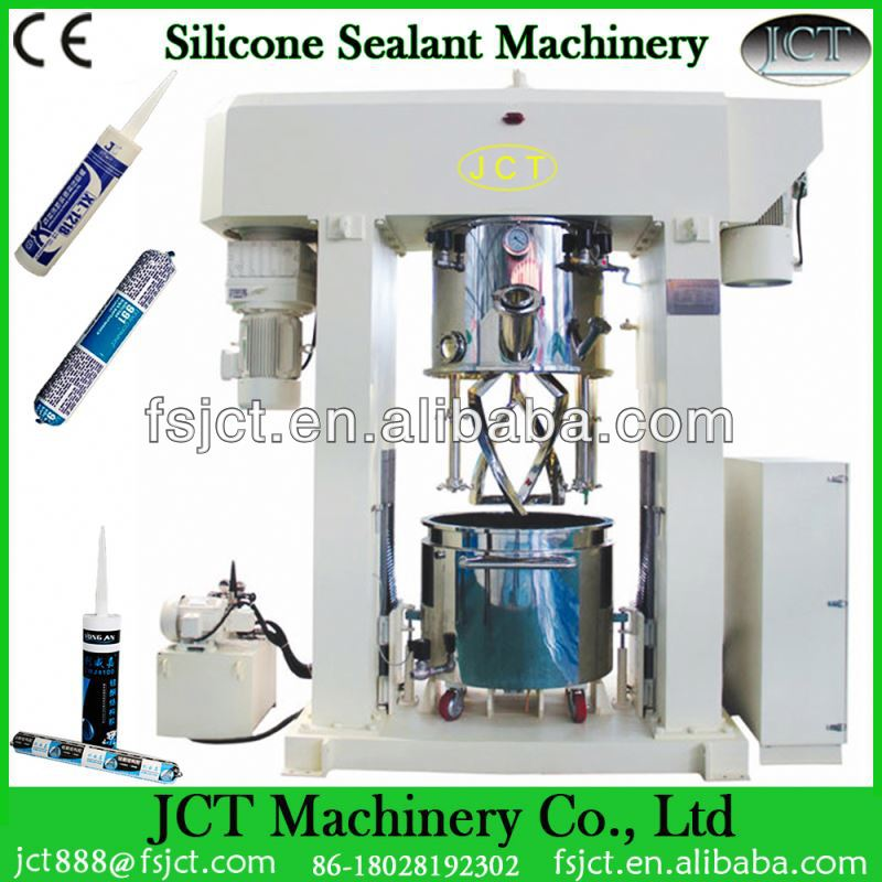 electronic glue production line