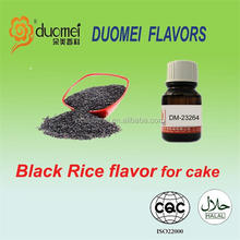 Black Rice flavor for bakery cake products, Rice flavour, Rice essence