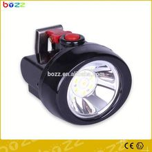 KL2.5LM fashion led coal miner cap lamp rechargable mining safety cap lamp