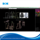 Widely used for all fashion cloth design garment cad software for sale