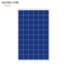 2017 high efficiency 250w bangladesh solar panel best price from SUNHOME china manufacturer