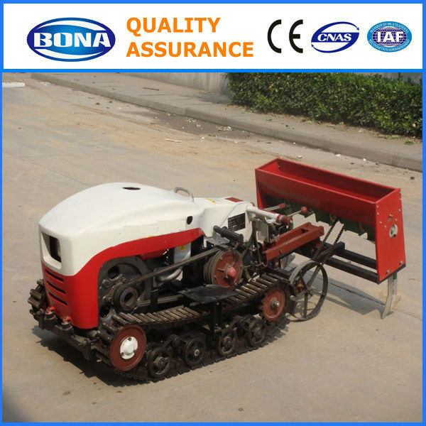 Mini remote control crawler tractor BONA farm crawler tractor for sale