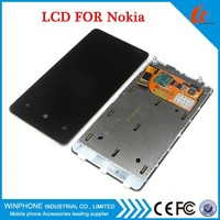 LCD replacement For Nokia Lumia 920 LCD Screen Assembly completely