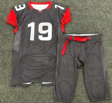 Promotion Custom Never Fading American Football Training Jersey